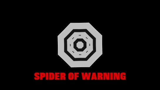 Spider Of Warning logo