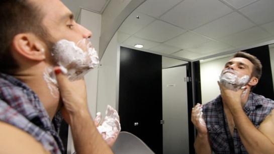 HA E09 - Cavelight Holden shaving