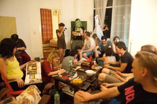 Manila Party