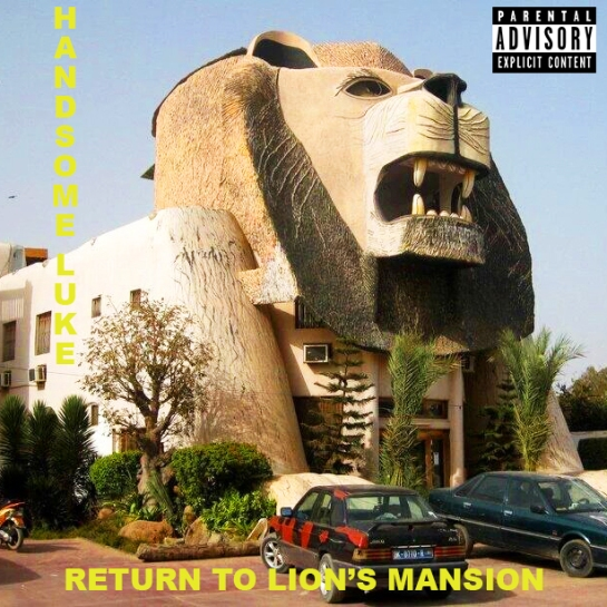 lion's mansion cover