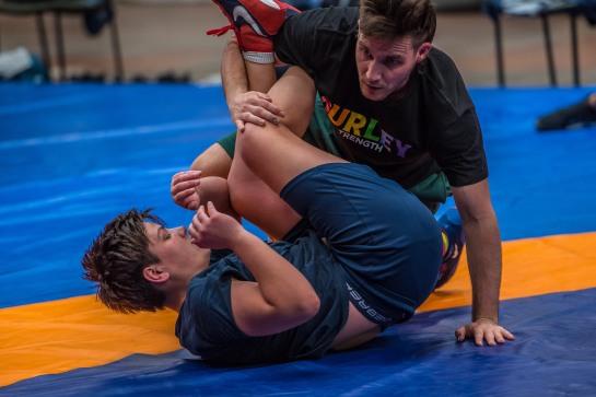 Wrestling Australia Camp-0047