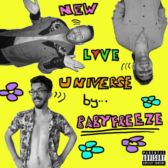 new love universe cover